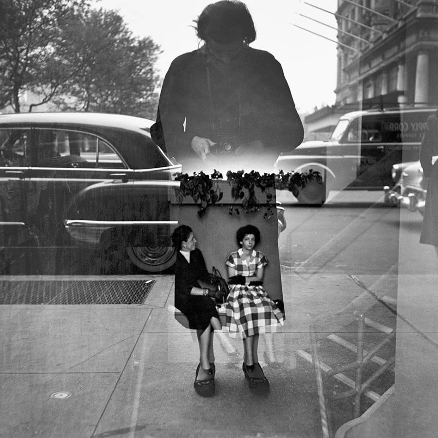 Encontrar a Vivian Maier